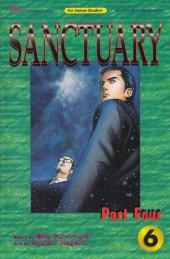 Sanctuary (1994) Part Four -6- Sanctuary Part Four - #6