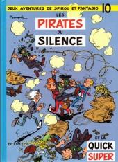 Spirou et Fantasio -10f93- Les pirates du silence