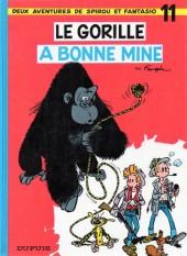 Spirou et Fantasio -11e93- Le gorille a bonne mine