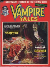 Vampire Tales (Marvel comics - 1973) -1- Issue # 1