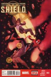 S.H.I.E.L.D. (2015) -3- Active Mission: Home Invasion