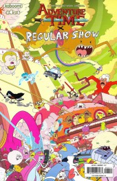 Adventure Time x Regular Show -4B- Adventure time x Regular Show Part 4 Of 6