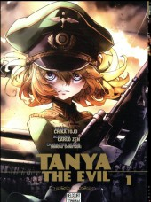 Tanya The Evil -1- Tome 1