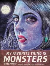 My Favorite Thing is Monsters (2017)