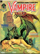 Vampire Tales (Marvel comics - 1973) -2- The claws of Tryphon !