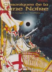 Chroniques de la Lune Noire -1b97- Le signe des Ténèbres