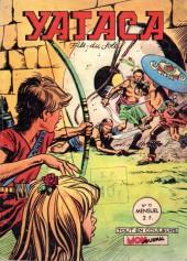 Yataca (Fils-du-Soleil) -12- Le dieu au masque de serpent