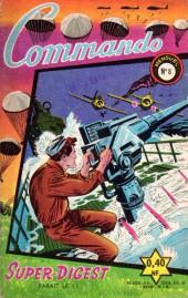 Commando (1re série - Artima) -8- Le verrou de la bataille