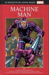 Marvel Comics : Le meilleur des Super-Héros - La collection (Hachette) -48- Machine man