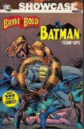 Showcase Presents: Brave and the Bold: Batman Team-Ups (2007) -INT01- Volume 1
