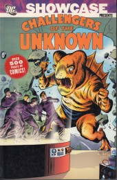 Showcase Presents: Challengers Of The Unknown (2006) - Volume 2