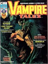 Vampire Tales (Marvel comics - 1973) -5- The living dead