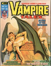 Vampire Tales (Marvel comics - 1973) -8- Altar of the undead