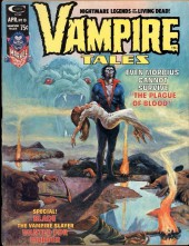 Vampire Tales (Marvel comics - 1973) -10- The plague of blood