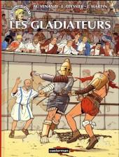 Alix (Les Voyages d') -39- Les gladiateurs