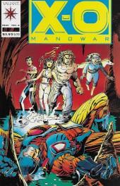 X-O Manowar (1992) -4- King's Crossing
