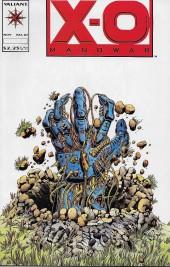 X-O Manowar (1992) -10- Takeover