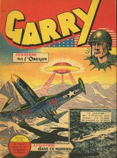 Garry -94- Tonnerre sur l'oregon
