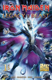 Iron Maiden: Legacy of the Beast (2017) -1- Legacy of the Beast #1