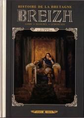 Breizh - Histoire de la Bretagne -3- Nominoë, le père de la patrie