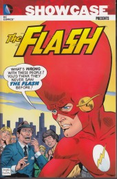 Showcase Presents: The Flash (2007) -INT04- The Flash Volume 4
