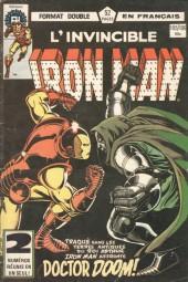 L'invincible Iron Man (Éditions Héritage) -105106- Le gant de G.a.r.d