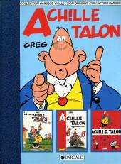 Achille Talon -INT1- Achille Talon - 3 albums