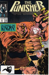 Punisher Vol.02 (Marvel comics - 1987) (The) -15- To Topple The Kingpin