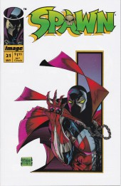 Spawn (1992) -21- The Hunt (Part One)