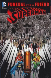 Superman (TPB) - Funeral For A Friend