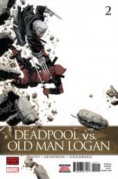 Deadpool vs. Old Man Logan (2017) -2- Part Two