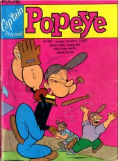 Popeye (Cap'tain présente) -196- Popeye - une chenille vorace