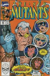 New Mutants (The) (1983) -87- A show of power !