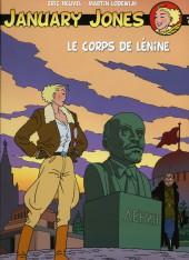 Jennifer Jones / January Jones -7TL- Le corps de Lénine