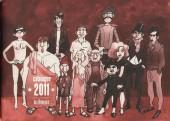 (Catalogues) Éditeurs, agences, festivals, fabricants de para-BD... - Les rêveurs - 2011 -  Catalogue