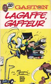 Gaston (Poche) -10- Lagaffe, gaffeur