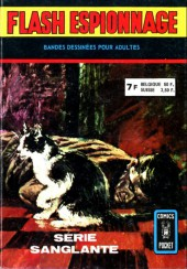 Flash espionnage (1re série - Arédit) -Rec3681- Album N°3681 (n°8 et n°83)