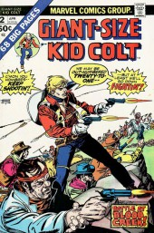 Giant-size Kid Colt (1975)