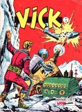 Vick -4- La planète de l'épouvante
