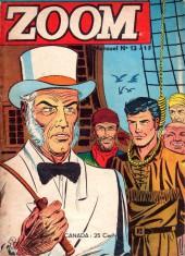 Zoom -13- Davy Crockett : A l'abordage