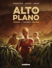 Alto Plano -1- Colombie