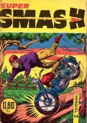 Smash super -3- Caretti est dans la course !