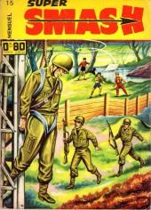 Smash super -15- Le mystère de la tour parachute