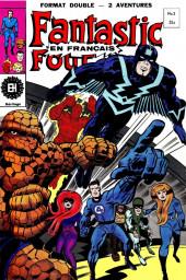 Fantastic Four (Éditions Héritage) -3- La marque du... fou furieux !