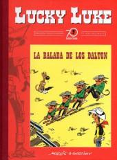 Lucky Luke (Edición Coleccionista 70 Aniversario) -44- La balada de los Dalton