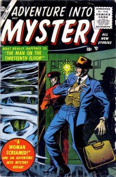 Couverture de Adventure into mystery (1956) -2-