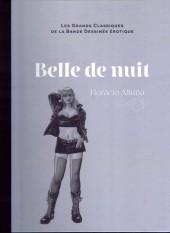 Les grands Classiques de la Bande Dessinée érotique - La Collection -4266- Belle de nuit