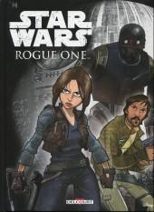 Star Wars (Delcourt / Disney) -HS- Rogue One