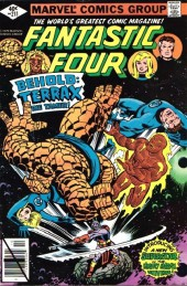 Fantastic Four (1961) -211- If this be terrax