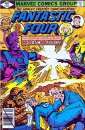 Fantastic Four (1961) -212- The battle of the titans!